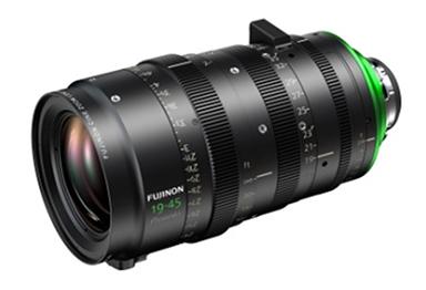 "[image]Zoom lens for cinema cameras ""FUJINON Premista19-45mmT2.9"""