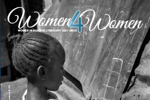 Copertina Woman4Woman