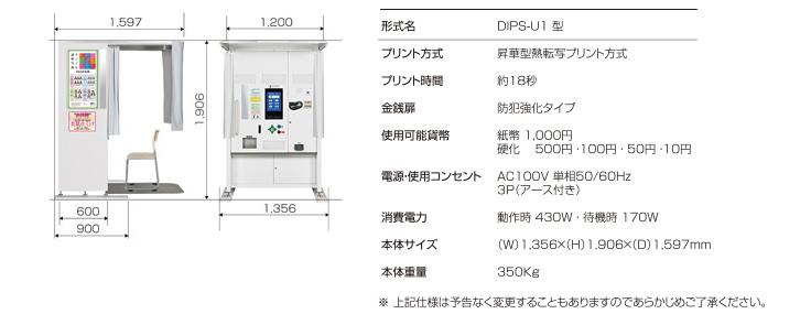 DIPS-U1型