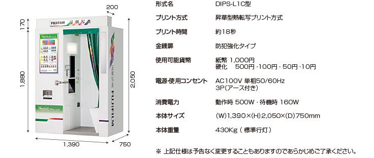 DIPS-L1C型