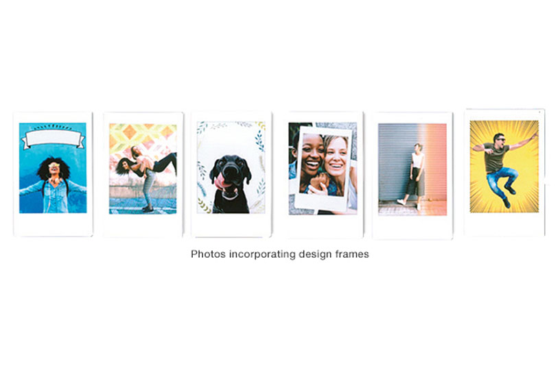 [Photo]Photos incorporating design frames
