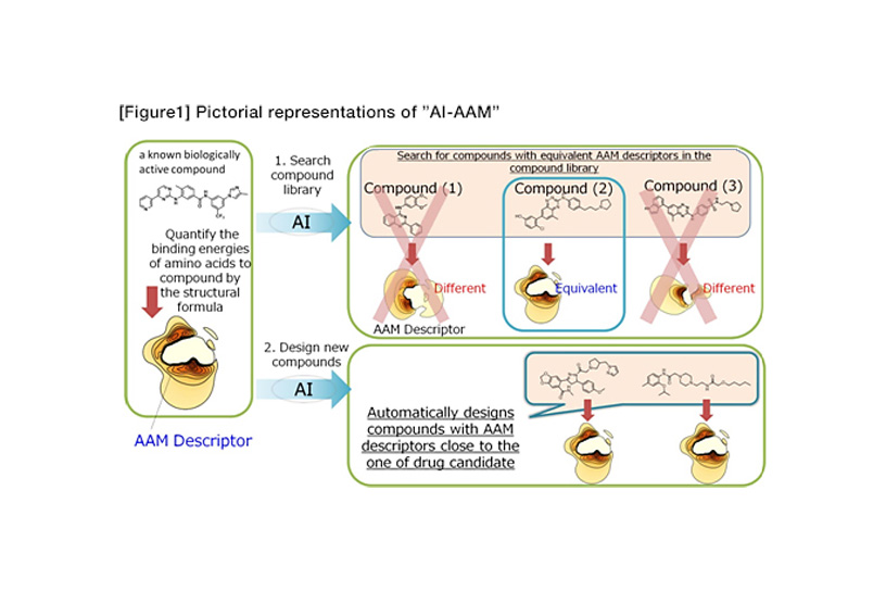 """[Figure1] Pictorial representations of """"AI-AAM"""""""