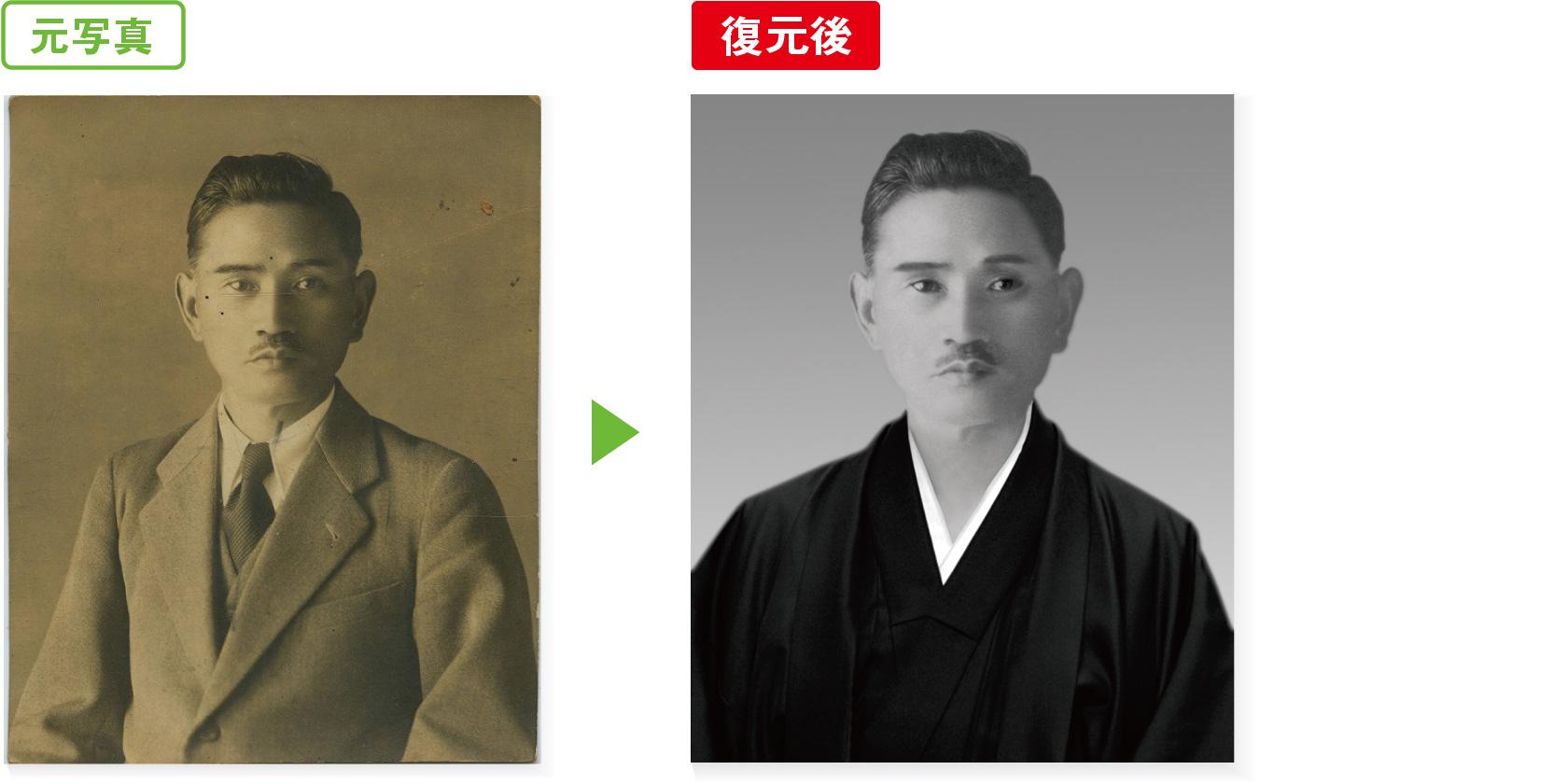 写真復元サービス 富士フイルム 日本