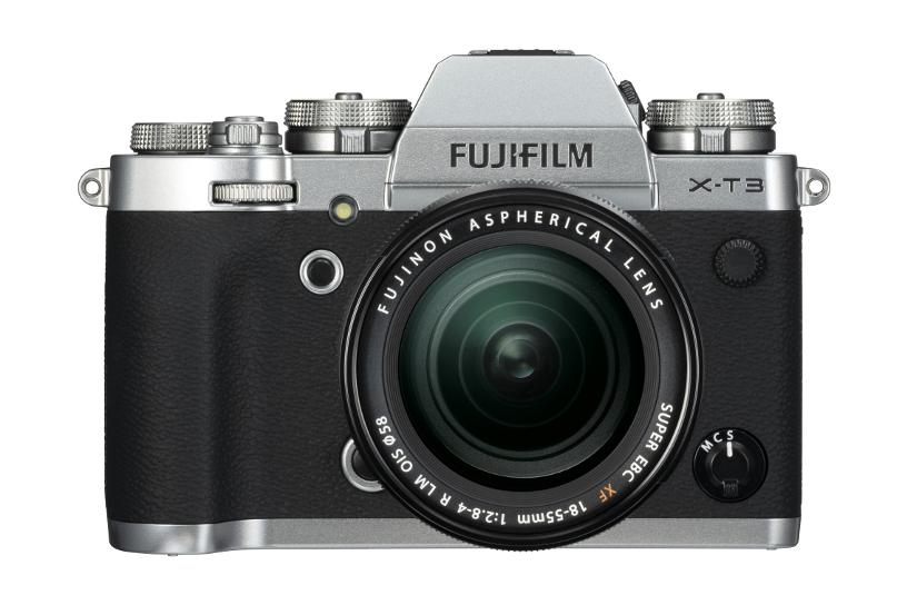[画像]FUJIFILM X-T3