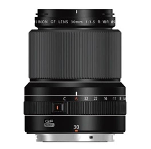 デジタルカメラ「GFXシリーズ」用交換レンズ 「フジノンレンズ GF30mm F3.5 R WR」