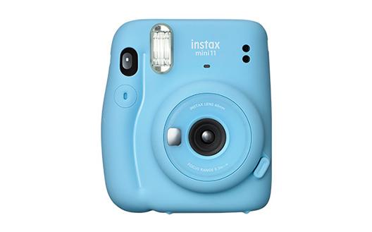 """インスタントカメラ""""チェキ""""「instax mini 11」"""