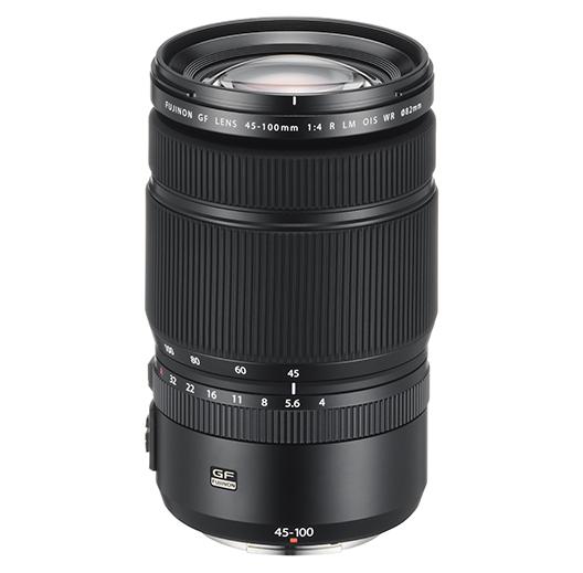 デジタルカメラ「GFXシリーズ」用交換レンズ 「フジノンレンズ GF45-100mm F4 R LM OIS WR」