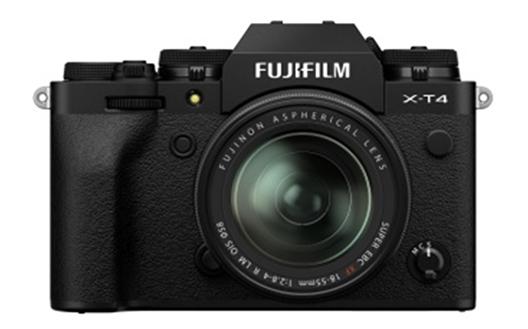 ミラーレスデジタルカメラ「FUJIFILM X-T4」
