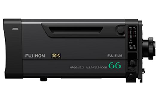 放送用レンズ「FUJINON HP66x15.2-ESM」