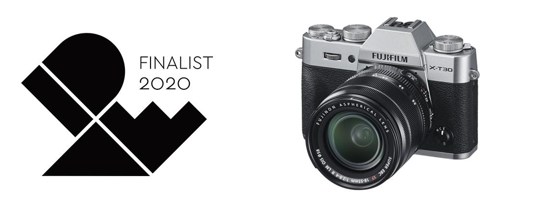 [画像]ミラーレスデジタルカメラ「FUJIFILM X-T30」