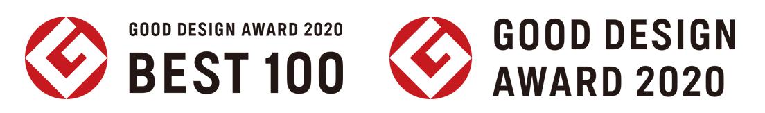[ロゴ]2020年度グッドデザイン賞