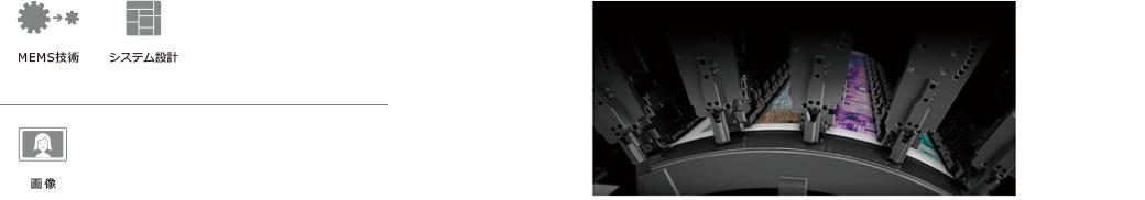 MEMS技術 システム設計 画像