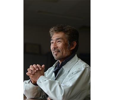 [写真]工藤孝浩(日本魚類学会)