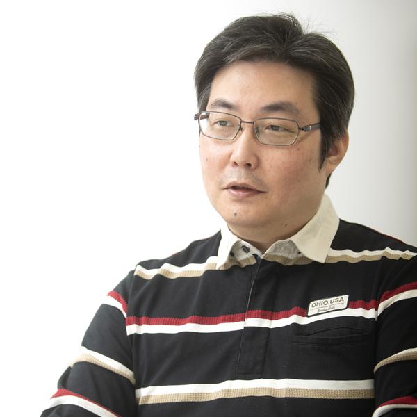 株式会社サンジゲン システム・開発部 部長 金田 剛久氏