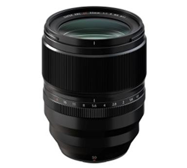 [画像]デジタルカメラ「Xシリーズ」用交換レンズ 「フジノンレンズ XF50mmF1.0 R WR」
