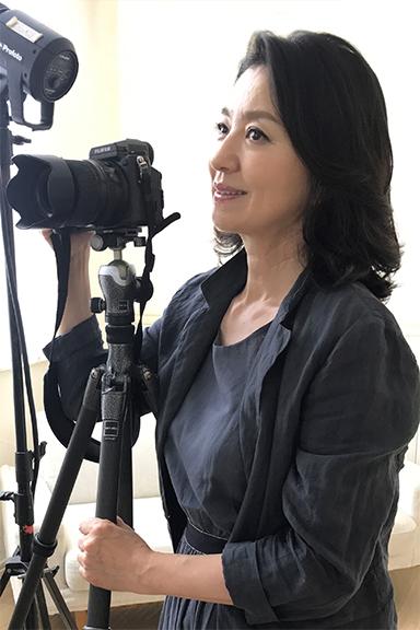 [写真]織作峰子プロフィール画像