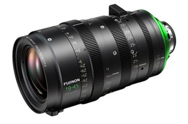[画像]シネマカメラ用ズームレンズ 「FUJINON Premista19-45mmT2.9」