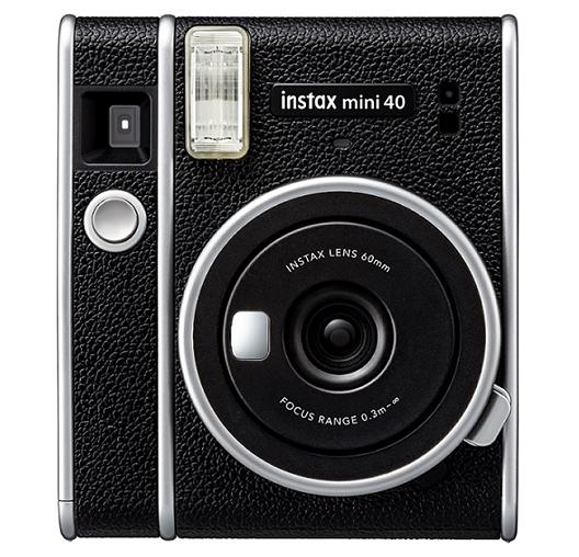 """[画像]インスタントカメラ """"チェキ""""「instax mini 40」"""