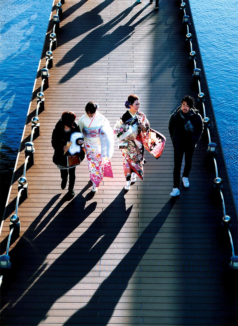 [画像]第59回 フジコン大賞「成人の日」 外勢 肇(愛知県)