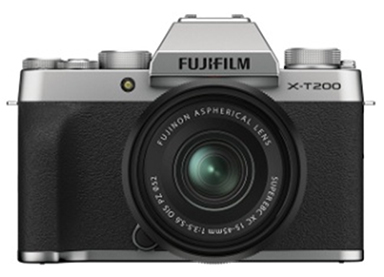 [画像]ミラーレスデジタルカメラ「FUJIFILM X-T200」