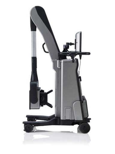 [画像]超軽量移動型デジタルX線撮影装置 「FUJIFILM DR CALNEO AQRO(欧州地域販売名称:FDR nano)」