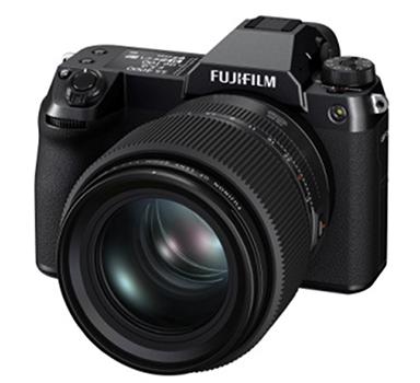 [画像]ミラーレスデジタルカメラ「FUJIFILM GFX100S」