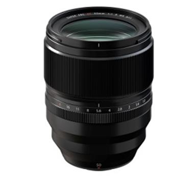 [画像]デジタルカメラ「Xシリーズ」用交換レンズ「フジノンレンズ XF50mmF1.0 R WR」