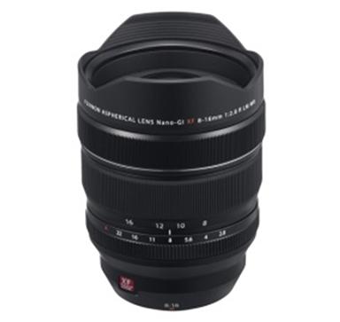 [画像]デジタルカメラ「Xシリーズ」用交換レンズ 「フジノンレンズ XF8-16mmF2.8 R LM WR」