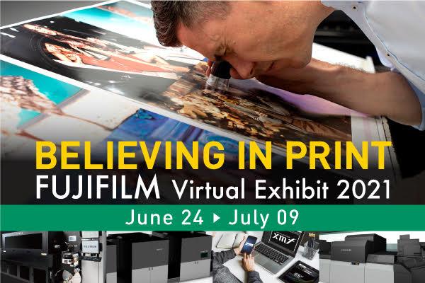 BELIEVING IN PRINT― FUJIFILM Virtual Exhibit 2021