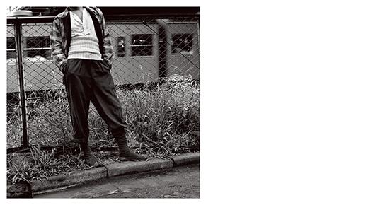 [写真]十文字美信「Untitled」〈首なし〉より 1971年