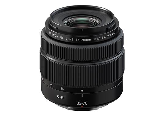 [画像]「GF35-70mmF4.5-5.6 WR」