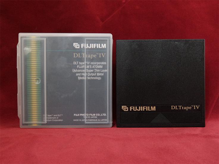 [画像]コンピューター用塗布型磁気テープ「富士フイルムDLT tapeⅣ」