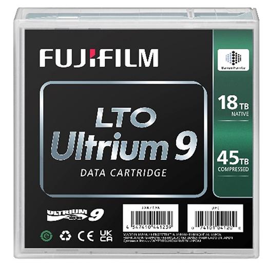 [画像]「FUJIFILM LTO Ultrium9」 製品画像