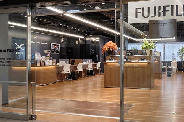 FUJIFILM Imaging Plaza 大阪