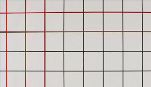 [사진] 후지논 19-90mm/F8 ZK 시리즈 렌즈를 사용하여 수평선 및 수직선 왜곡을 강조하는 정사각형 패턴 디자인