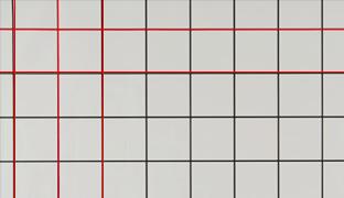 [사진] 후지논 14-35mm/F8 ZK 시리즈 렌즈를 사용하여 수평선 및 수직선 왜곡을 강조하는 정사각형 패턴 디자인