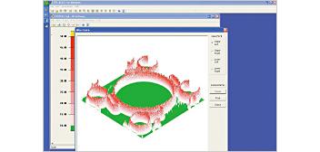 [image] Software screenshot of wireframes