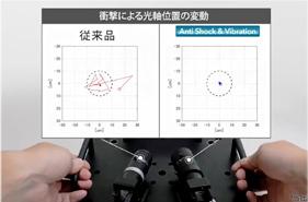 [사진] 일본어로 작성된 비교 차트
