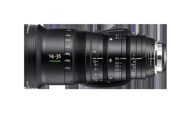 [사진] ZK14-35mm T2.9 줌 렌즈