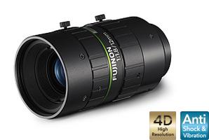 [사진] HF1218-12M 렌즈의 측면 모습