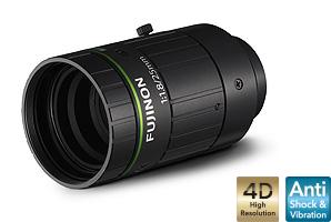 [사진] HF2518-12M 렌즈의 측면 모습