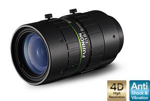 [사진] HF818-12M 렌즈의 측면 모습