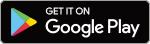 [logo] 블랙 배경에 화이트 'Get it on Google Play' 텍스트가 있는 구글플레이 로고