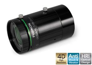 [사진] CF25ZA-1S 렌즈의 측면 모습