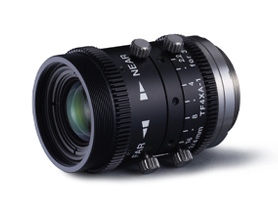[사진] TF4XA-1 렌즈의 측면 모습