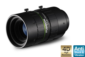 [사진] HF1618-12M 렌즈의 측면 모습