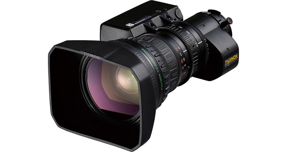 [사진] 원격 제어 렌즈 모델 XA20sx8.5BEMD