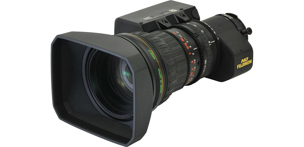 [사진] 1/3인치 HD ENG Premier 시리즈 렌즈 모델 HTs18x4.2BERM