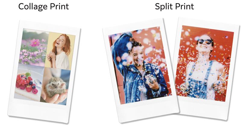 [photo] Collage Print and Split Print