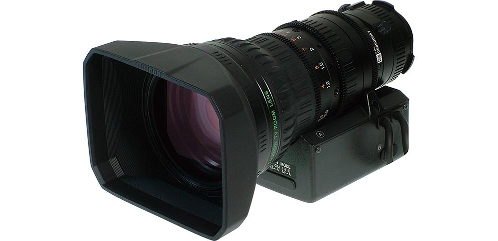 [사진] 원격 제어 렌즈 모델 XA20sx8.5BMD
